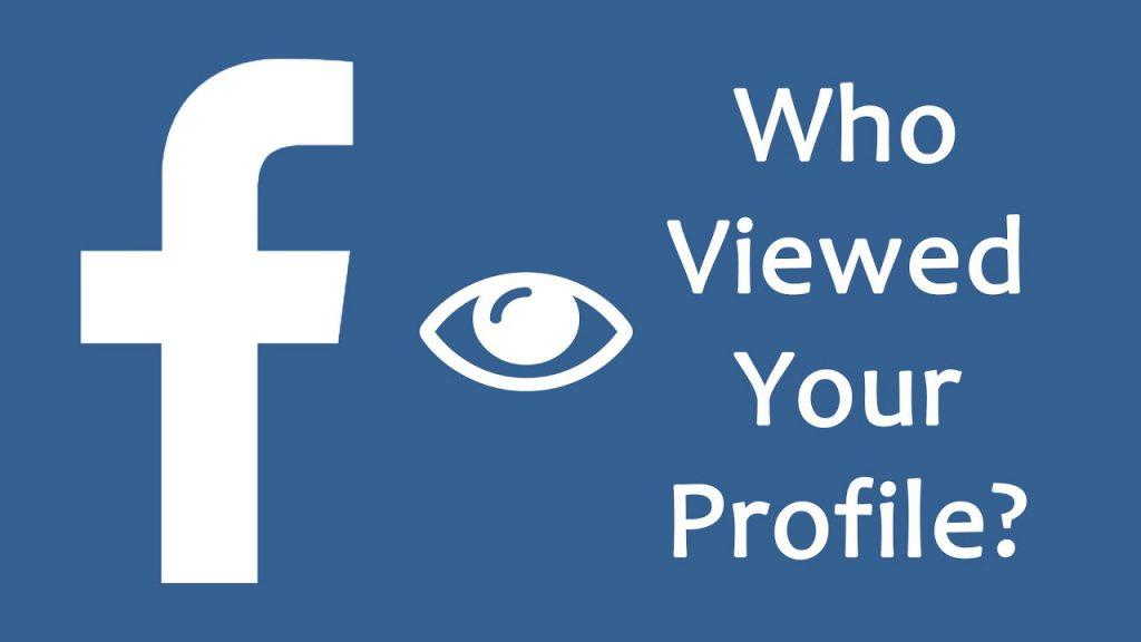 social profile view notification-Chrome