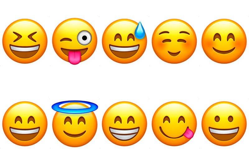 Emojis as Overlay