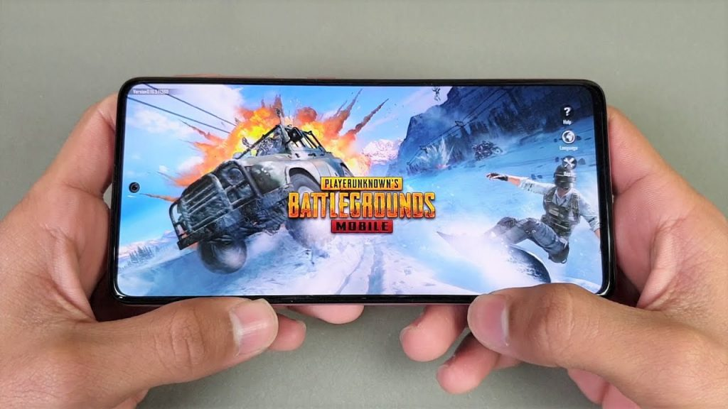samsung a51 pubg graphics and fps