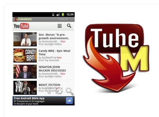 Tubemate one of the banned android apps list
