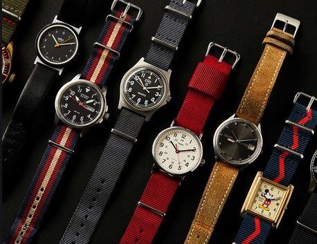 4 Types of Wristwatch Straps