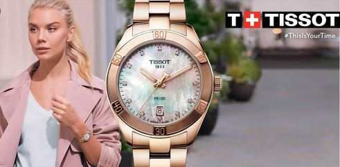 Why Tissot Watches Are Favored by Both Men and Women