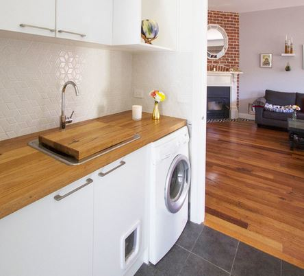 KITCHEN AND LAUNDRY BENCHTOP