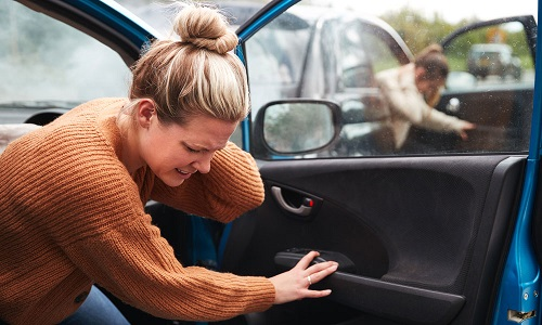 Back Injuries from Stockbridge Car Accidents