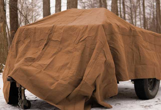 Discover the Amazing Advantages of Custom Canvas Tarps