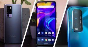 Vivo phones that offer decent battery back up
