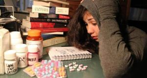 College and substance abuse