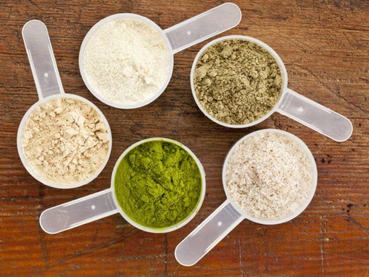 Various Types And Health Benefits Of Taking Protein Supplements