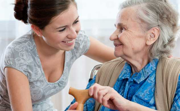 Tips For Caring Elderly With Dementia