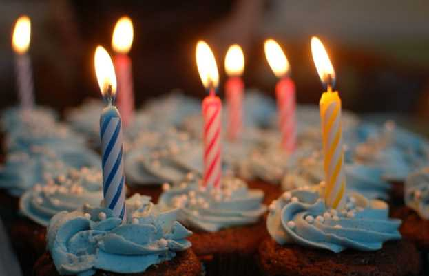 Virtual birthday to Celebrate While Safely Social Distancing
