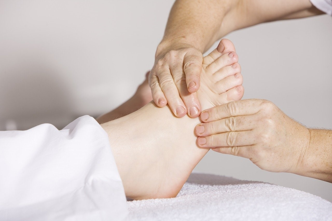 5 Rehab Ideas to Recover from A Broken Foot