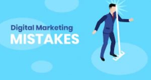 Digital Marketing Mistakes That Kill Your Small Business