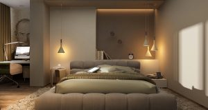 How Can Interior Designing Make Your Bedroom Beautiful?