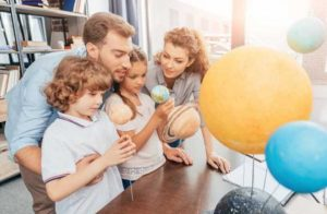 Solar System School Projects